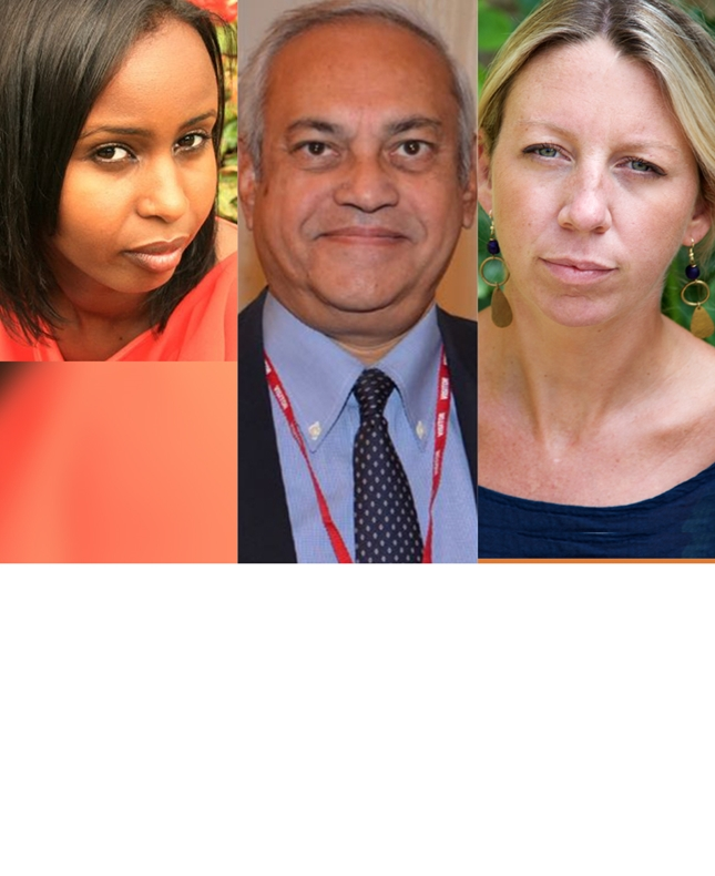 Conflict Resolution: Nadifa Mohamed, Ashis Ray & Lalage Snow